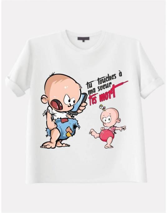 T shirt marrant