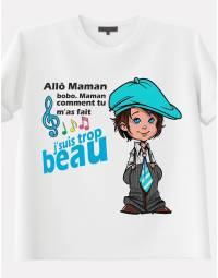 T shirt insolite