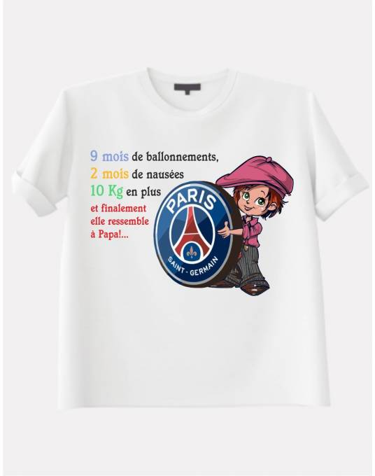 Tee Shirt: 2 mois