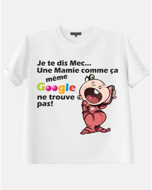 T shirt mamie